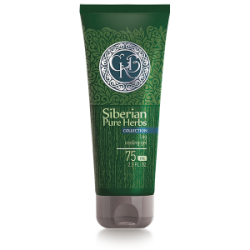Siberian Pure Herbs Collection - chladivý gel na nohy, 75 ml