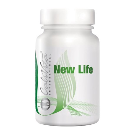 CaliVita New Life multivitamín 120 tablet