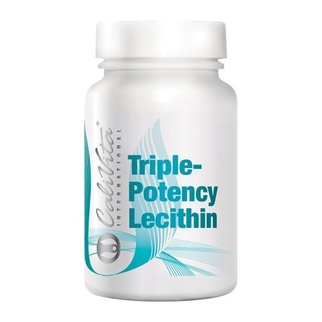 CaliVita Triple Potency Lecithin 100 kapslí